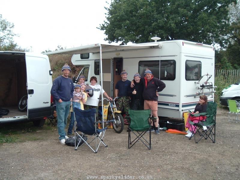 team CTR camp