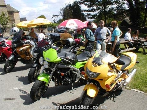 Cotswolds Rideout